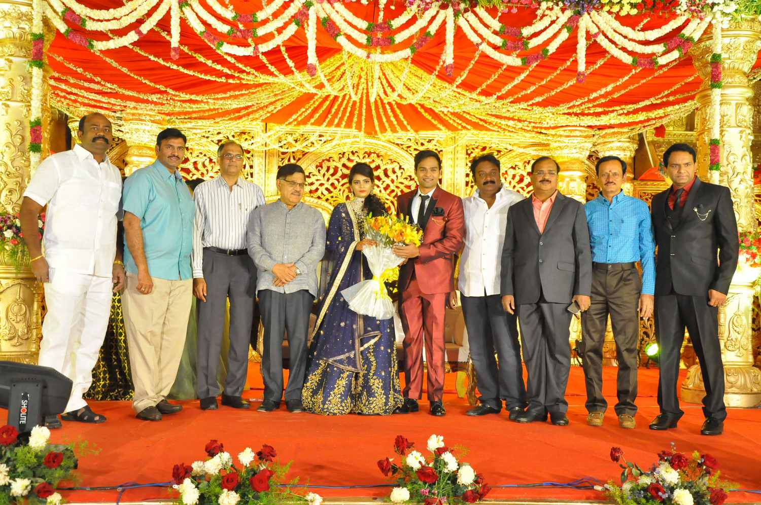 Wedding Reception Event Organisers In Hyderabad