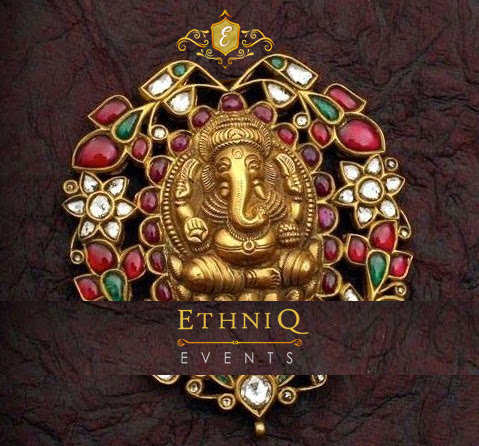 Ethniq events Logo